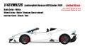 [予約]EIDOLON (アイドロン) 1/43 ランボルギーニ ウラカン EVO スパイダー 2019 (AESIRホイール) ホワイト (限定80台、国内販売数40台)