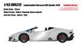 [予約]EIDOLON (アイドロン) 1/43 ランボルギーニ ウラカン EVO スパイダー 2019 (AESIRホイール) シルバー (限定50台、国内販売数25台)