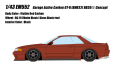 [予約]EIDOLON (アイドロン) 1/43 ガレージアクティブ カーボン GT-R (BNR32) RB30改 Concept (ビジブルレッドカーボン)