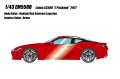 """[予約]EIDOLON (アイドロン) 1/43 レクサス LC500 """"Lパッケージ"""" 2017 ラディアントレッドコントラストレイヤリング (オーカーインテリア)"""