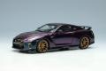 [予約]EIDOLON (アイドロン) 1/43 日産 GT-R プレミアムエディション T-spec 2022 ミッドナイトパープル