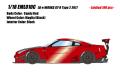 [予約]EIDOLON(アイドロン) 1/18 LB★WORKS R35 GT‐R Type2 2017 キャンディレッド(限定100台)