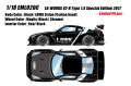 [予約]EIDOLON (アイドロン) 1/18 LBワークス GT-R タイプ1.5 スペシャルエディション 2017 ブラックLBWK/ストライプ (限定50台 Limited 50pc)