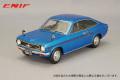 [予約]ENIF(エニフ) 1/43 日産 サニー 1200 GX5 クーペ 1972年型 ブルーメタリック