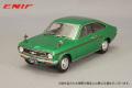 [予約]ENIF(エニフ) 1/43 日産 サニー 1200 GX5 クーペ 1972年型 グリーンメタリック