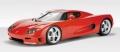 [予約]FRONTIART (フロンティアート) 1/18 Koenigsegg CC8S (レッド) 限定150台
