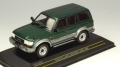 First43(ファースト43) 1/43 トヨタ ランドクルーザー LC80 1992 グリーン/グレイ