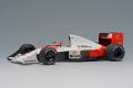 [予約]EIDOLON FORMULA (アイドロン フォーミュラ) 1/43 マクラーレン ホンダ MP4/5B USA GP 1990 No,27 ウィナー ※再生産