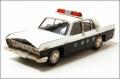 ファインモデル 1/43 三菱デボネア 1978年式 京都警察パトカー
