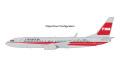 [予約]Gemini Jets 1/200 737-800(W) アメリカン航空 N915NN TWA Heritage Livery, (FD)