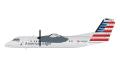 [予約]Gemini Jets 1/200 Dash-8 アメリカンイーグル/ピードモント N329EN