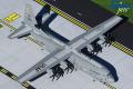 Gemini Jets 1/200 C-130J-30 アメリカ空軍 88606 リトルロック空軍基地