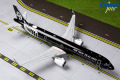 Gemini Jets 1/200 A321neo ニュージーランド航空 All Blacks Livery ZK-NNA