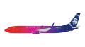 """[予約]Gemini Jets 1/200 737-900(S) アラスカ航空 """"More to Love"""" N493AS"""