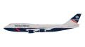 [予約]Gemini Jets 1/200 747-400 ブリティッシュエアウェイズ G-BNLY Landor livery