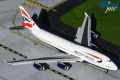Gemini Jets 1/200 747-400 ブリティッシュエアウェイズ G-CIVN flaps-down