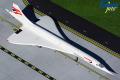 Gemini Jets 1/200 コンコルド ブリティッシュエアウェイズ G-BOAB