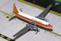 【SALE】Gemini Jets 1/200 CV-580 コンチネンタルエクスプレス (Red Meatball) N73106