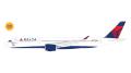 """[予約]Gemini Jets 1/200 A350-900 デルタ航空 N502DN """"The Delta Spirit"""" フラップダウン"""