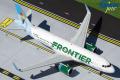 "Gemini Jets 1/200 A320neo フロンティア航空 N318FR ""Flower the Hummingbird"""