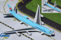 Gemini Jets 1/200 747-400ERF 大韓航空 Cargo HL7603 Interactive Series
