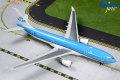 Gemini Jets 1/200 A330-200 KLM オランダ航空 新塗装 PH-AOM