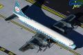 """Gemini Jets 1/200 L-188 Electra KLMオランダ航空 PH-LLE """"Saturnus"""""""