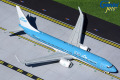 "Gemini Jets 1/200 737-900 KLM PH-BXP ""KLM 100"" titles w/ flaps down"