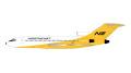 [予約]Gemini Jets 1/200 727-100 ノースイースト航空 N1632 Yellowbird livery