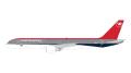[予約]Gemini Jets 1/200 757-200 ノースウエスト航空 N541US bowling shoe 塗装