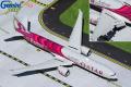 """[予約]Gemini Jets 1/200 777-300ER カタール航空 A7-BEB """"FIFA World Cup 2022"""" flaps down"""