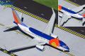 """Gemini Jets 1/200 737-700 サウスウエスト航空 N230WN """"Colorado One"""" フラップダウン"""