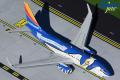 "Gemini Jets 1/200 737-700 サウスウエスト航空 N946WN ""Louisiana One"" フラップダウン"
