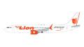 [予約]Gemini Jets 1/200 737 MAX 9 ライオンエア HS-LSI