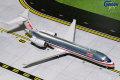 Gemini Jets 1/200 717 トランスワールド航空/アメリカン航空 (Polished) N426TW