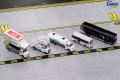 Gemini Jets 1/200 地上支援機材 #1 (Emirates w/バス)