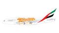 [予約]Gemini Jets 1/200 A380-800 エミレーツ航空 (Orange Expo 2020) A6-EOU