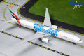 "Gemini Jets 1/200 777-300ER エミレーツ航空 A6-EPK (""Expo 2020"" Blue Baubles)"