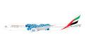 """[予約]Gemini Jets 1/200 777-300ER エミレーツ航空 A6-EPK (""""Expo 2020"""" Blue Baubles)"""