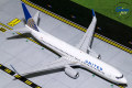 Gemini Jets 1/200 737 737-800(S) MAX-8 ユナイテッド航空 N14237