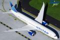 Gemini Jets 1/200 787-9 ユナイテッド航空 N24976 新塗装