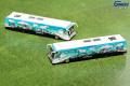 "Gemini Jets 1/200 USAIRWAYS COBUS3000 ランプバス ""Greener"""