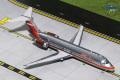 Gemini Jets 1/200 DC-9-30 US エア (Maroon Livery, Polished) N950VJ