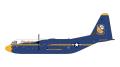 [予約]Gemini Jets 1/200 C-130J アメリカ海兵隊 ブルーエンジェルス支援機 新塗装