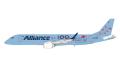 """[予約]Gemini Jets 1/200 E190 アライアンス航空 VH-UYB """"Air Force Centenary 2021"""""""