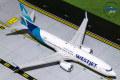 Gemini Jets 1/200 737 MAX-8 ウエストジェット航空 n/c C-GZSG