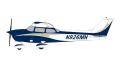 [予約]Gemini General Aviation 1/72 セスナ 172L N926MN