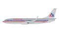 [予約]Gemini Jets 1/400 737-800W アメリカン航空 Polished Retro N921NN