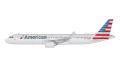 [予約]Gemini Jets 1/400 A321neo アメリカン航空 N400AN