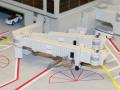 Gemini Jets 1/400 WIDE BODY ボーディングブリッジ